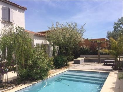 Villa met privé zwembad in Hyeres Les Palmiers