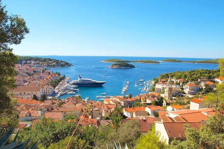 Croisière dans les plus belles îles Croates en petit bateau privé - 8J/7N