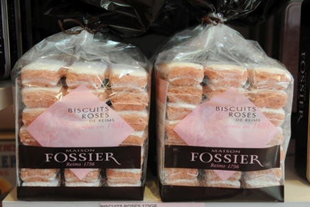 Biscuit Rose Maison Fossier