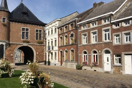 Plus beaux villages de Wallonie : Clermont-sur-Berwinne