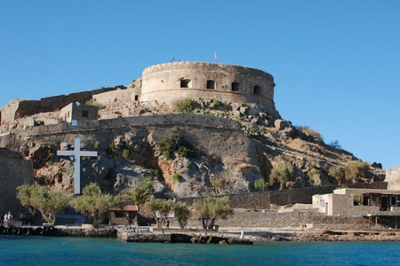 Le fort de Spinalonga