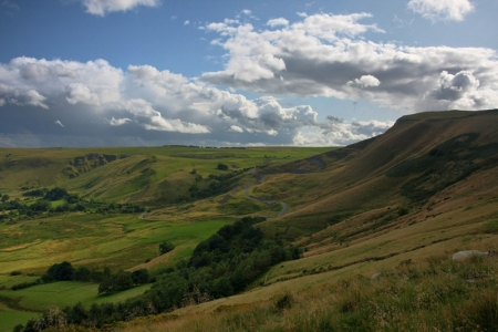 Le Peak District et sa nature sauvage