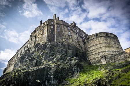 l'Edinburgh Castle
